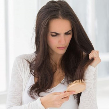 hairfall Image -Rootcure homeopathy
