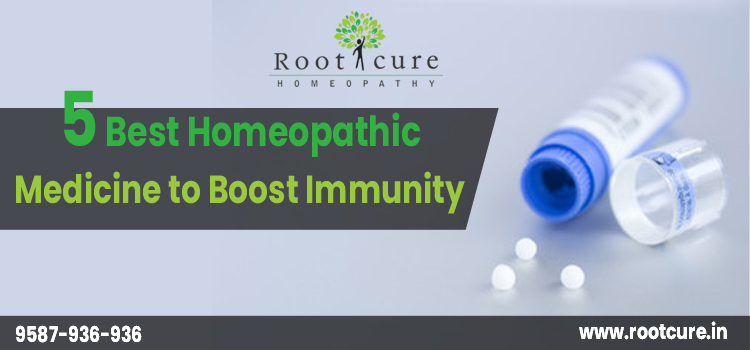 5 Best Homeopathic medicine to boost immunity-Rootcure Homeopathy in Jaipur